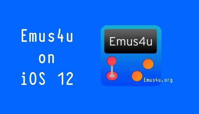 Emus4u download on iOS 12