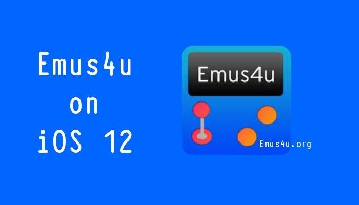 Emus4u download on iOS 12